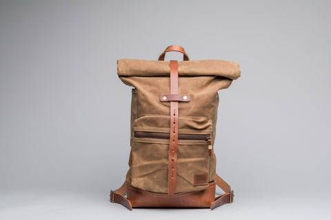 Biographer Backpack - Field Tan