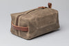Dopp Kit - Brush Brown