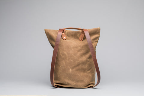 Scout Backpack - Field Tan