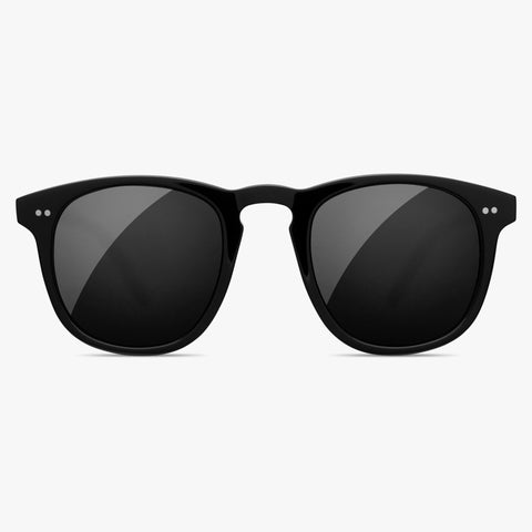 Chimi 001 Berry Black Eyewear Front