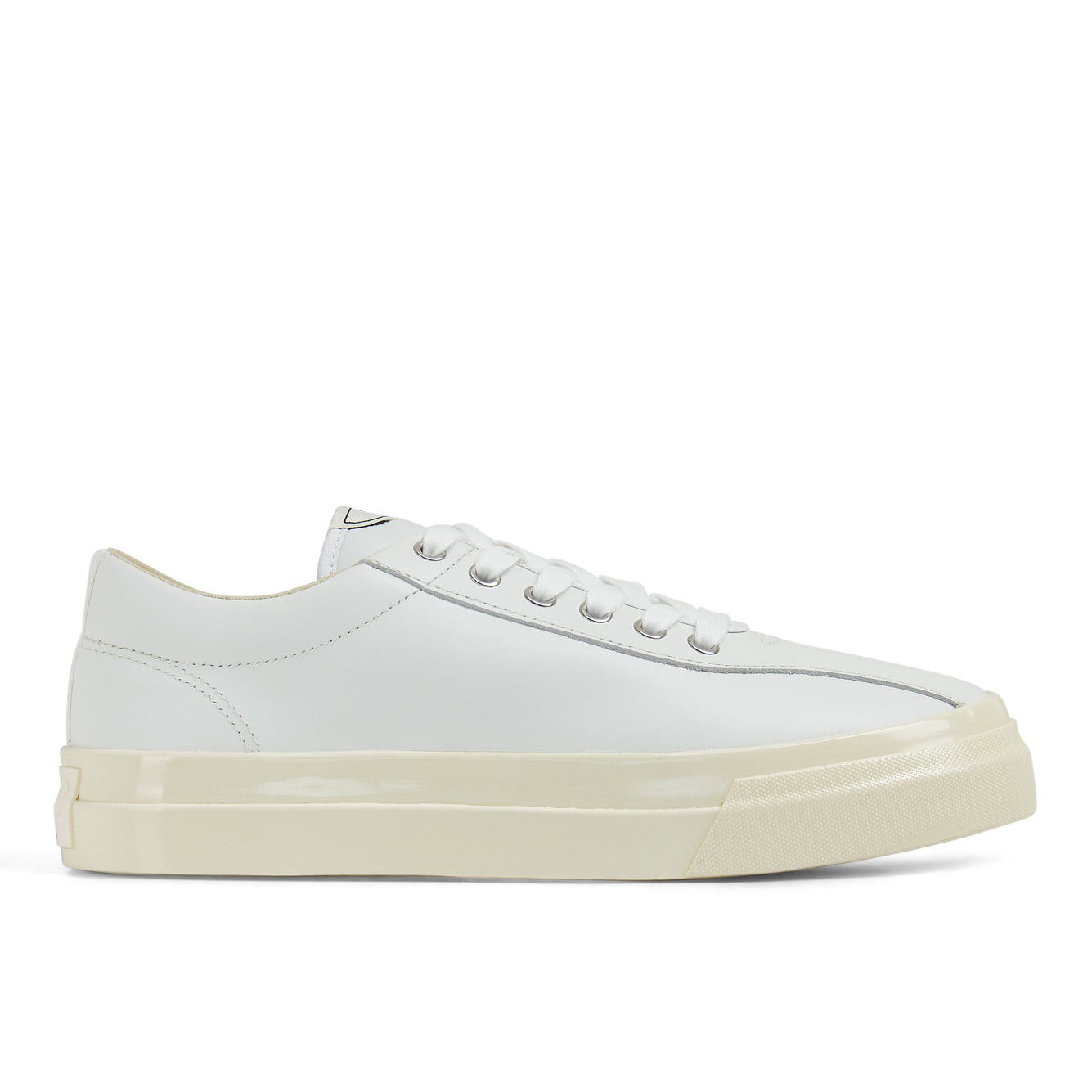stepney workers club swc footwear shoes dellow leather white