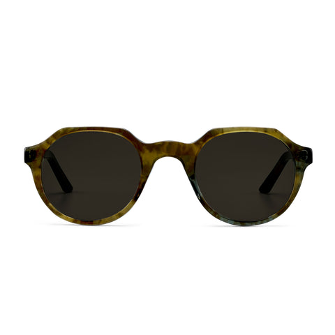 Fitz Sunglasses - Forest Green