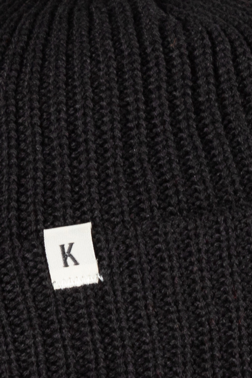 Knickerbocker Watch Cap type 2 Black