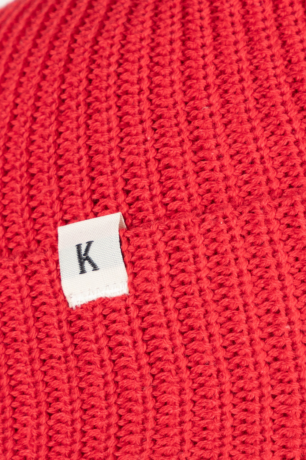 Knickerbocker Watch Cap type 2 red