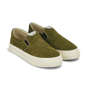 stepney workers club swc footwear shoes lister suede military