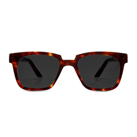 Rebel Rebel Sunglasses - Red Tortoise