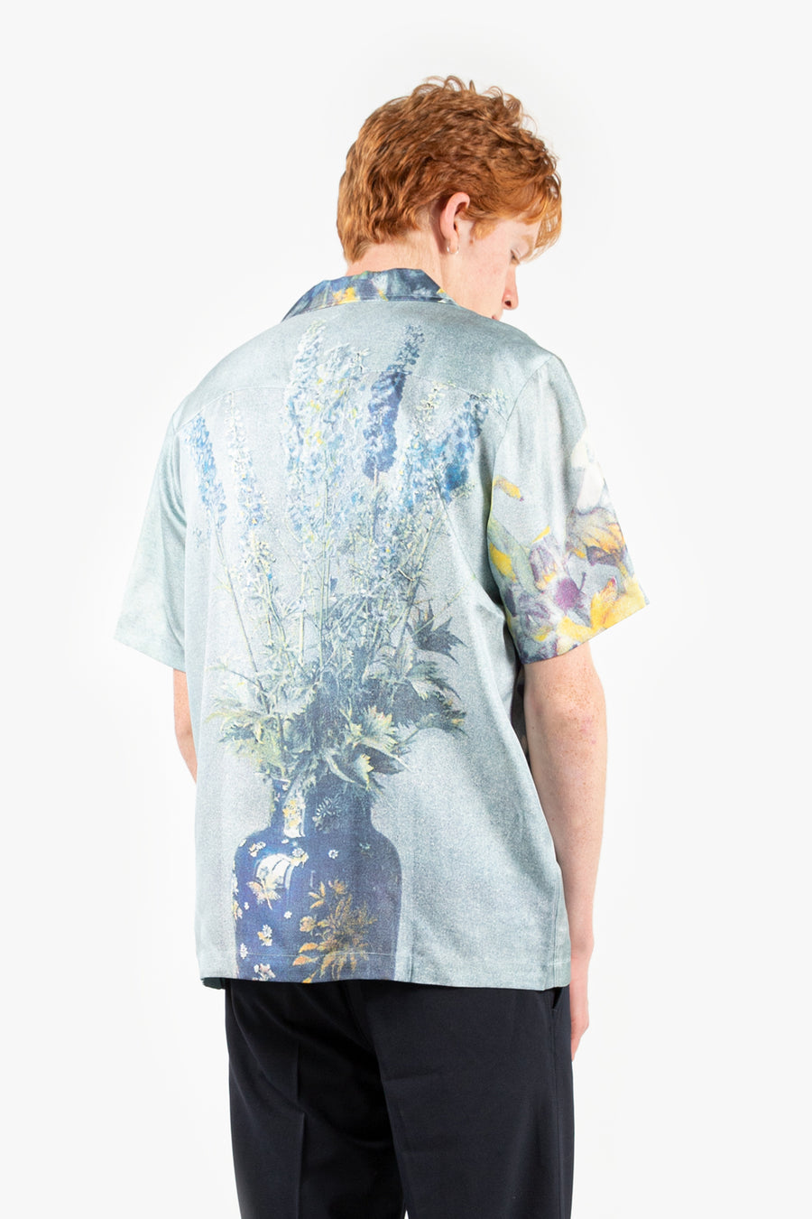 soulland orson shirt in all over printed