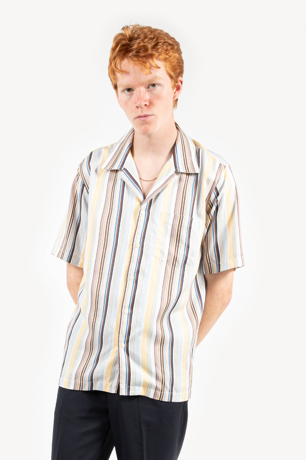 soulland orson shirt in multi
