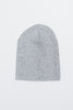 Toque Beanie Cap - Grey Mix