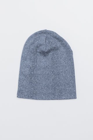 Toque Beanie Cap - Dark Slate Mix