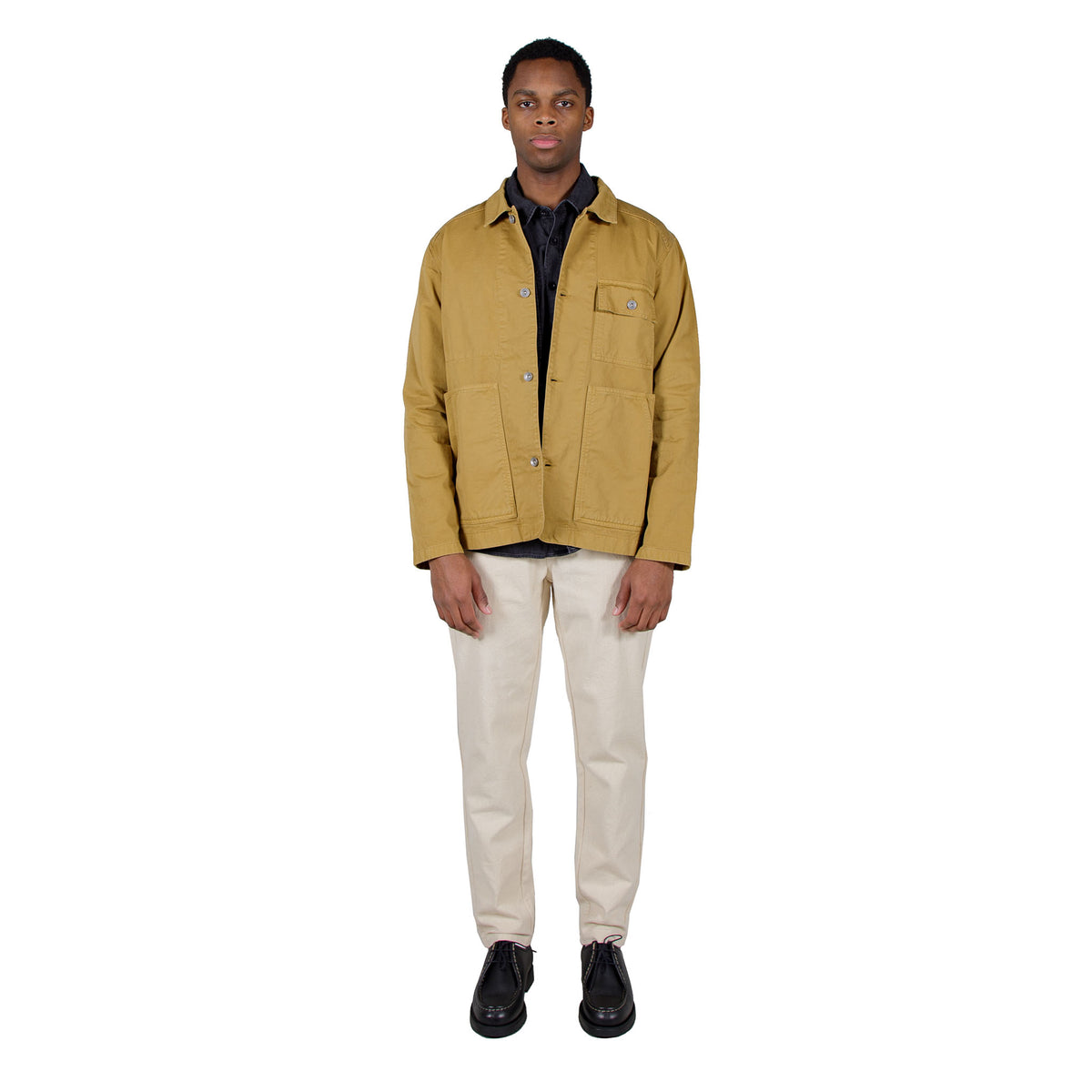 Albam GD Twill Carpenters Jacket