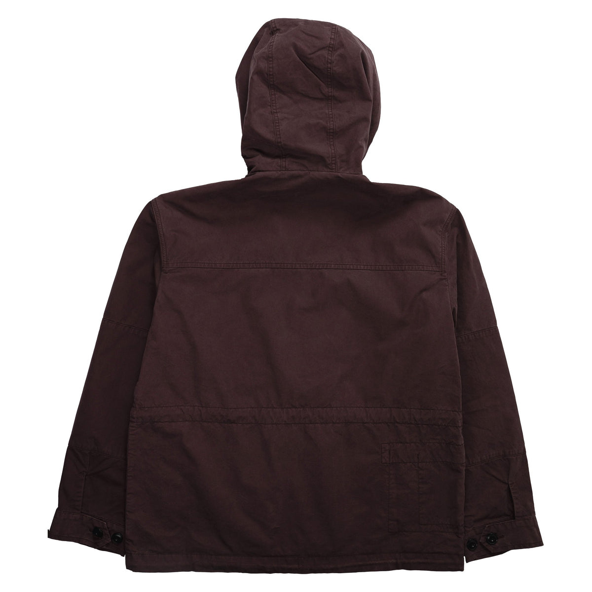 Albam Hooded Field Jacket Port Outerwear Port Back