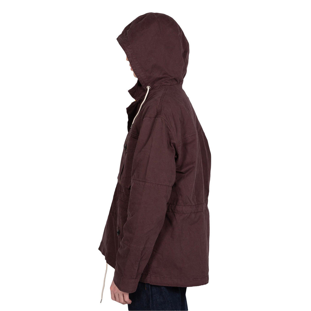 Albam Hooded Field Jacket Port Outerwear Port Front