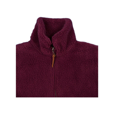 Albam Fleece Zip Through Raspberry