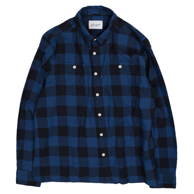 Albam Otto Shirt in Blue