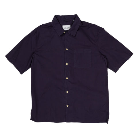 Albam Thompson Shirt in Navy