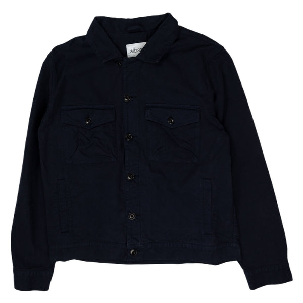 Albam Work Blouson in Navy