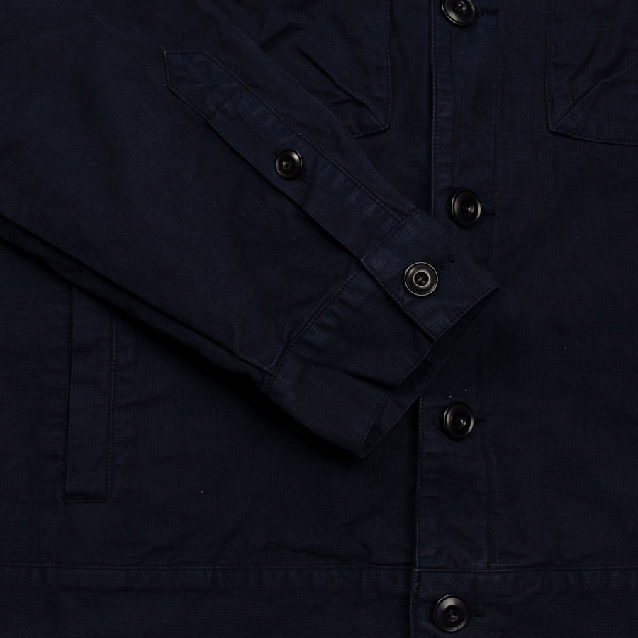 Work Blouson - Navy