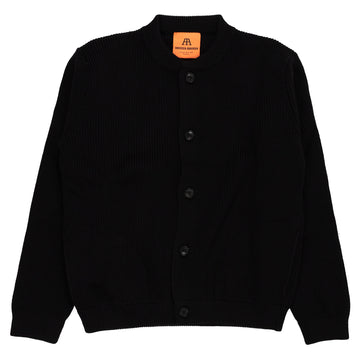 Andersen-Andersen Skipper Jacket in Black Front