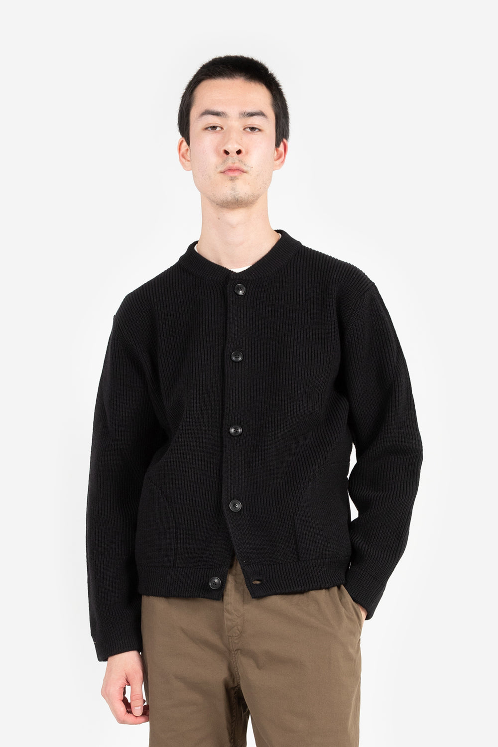andersen andersen skipper jacket black