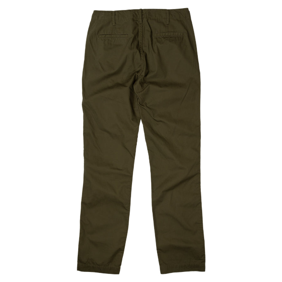 August Fifteenth Herringbone Chino Pant Back