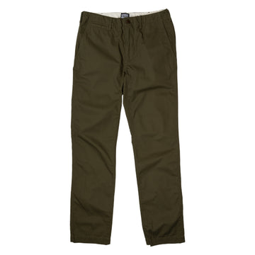 August Fifteenth Herringbone Chino Pant Front