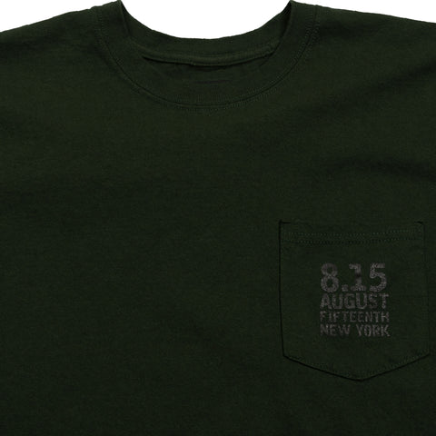 Logo Pocket Tee - Olive