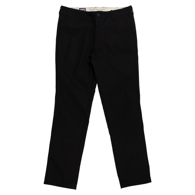 August Fifteenth Matagi Canvas Pant Black Front