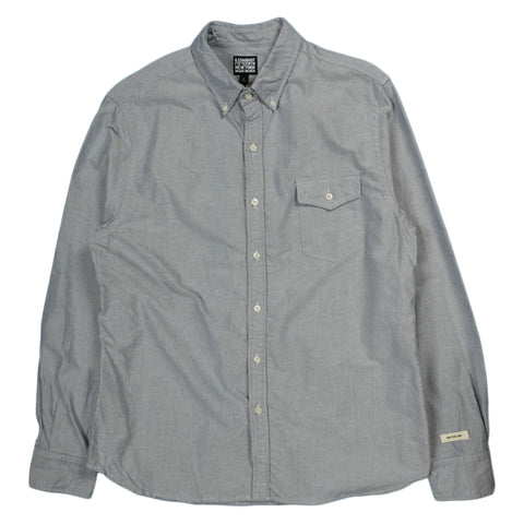 Oxford Long Sleeve - Grey