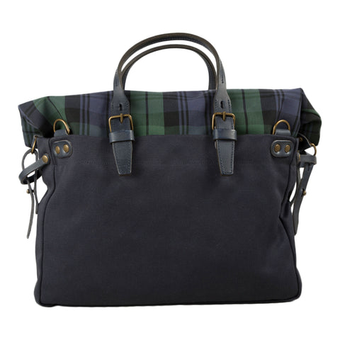 Business Bag Remix - Tartan