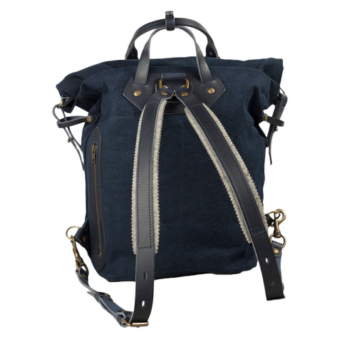Woody Backpack - Indigo