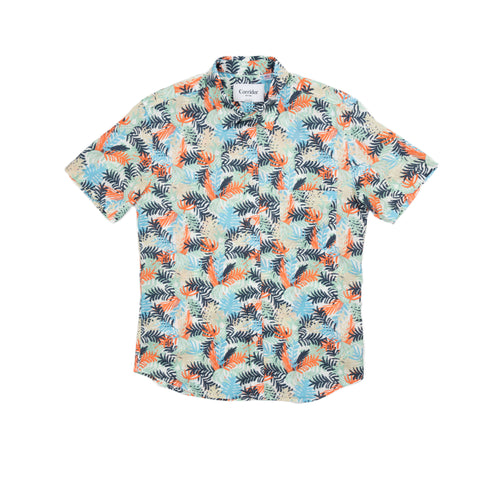 Fern Hawaiian Short Sleeve
