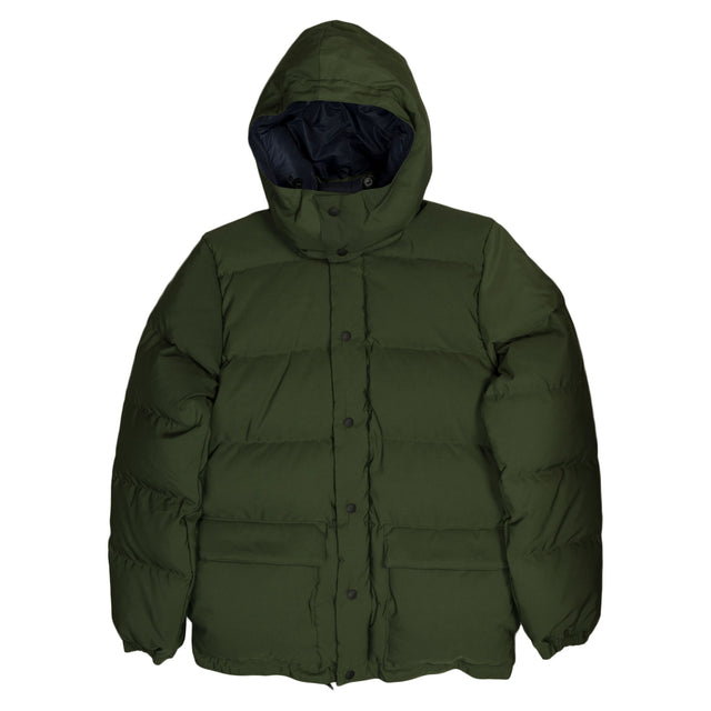 Crescent Down Works Classico Down Parka in Olive