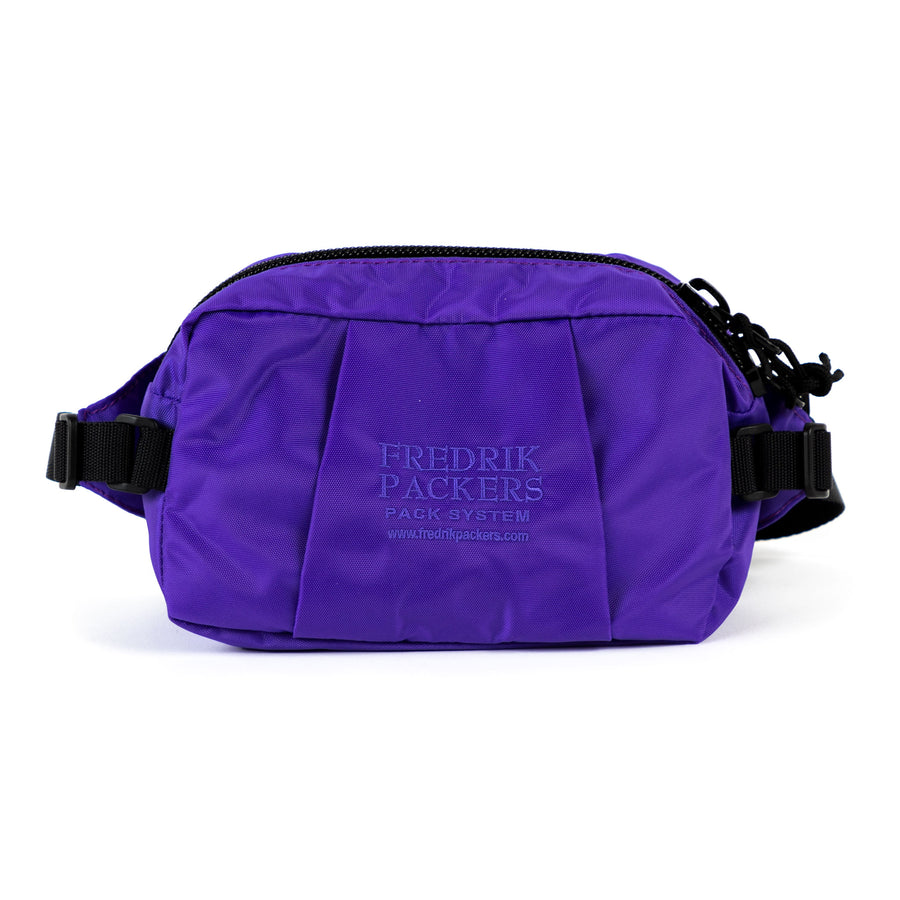 Fredrik Packers Division Hip Pack Purple