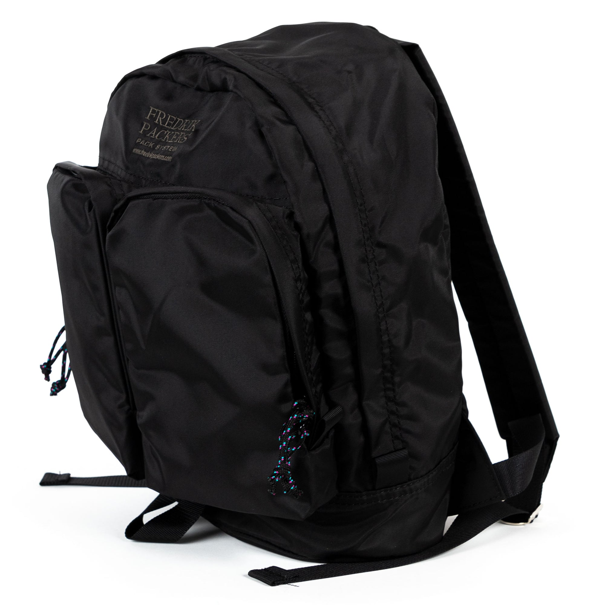 fredrik packers twins backpack in black