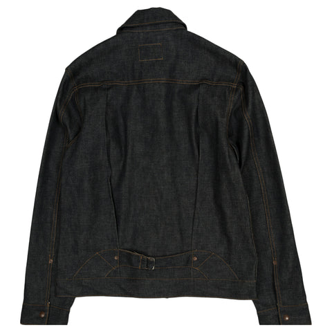 CD2 Denim Jacket - Broken Twill