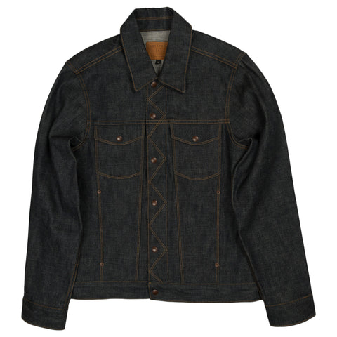 Freenote CD2 Denim Jacket in Broken Twill