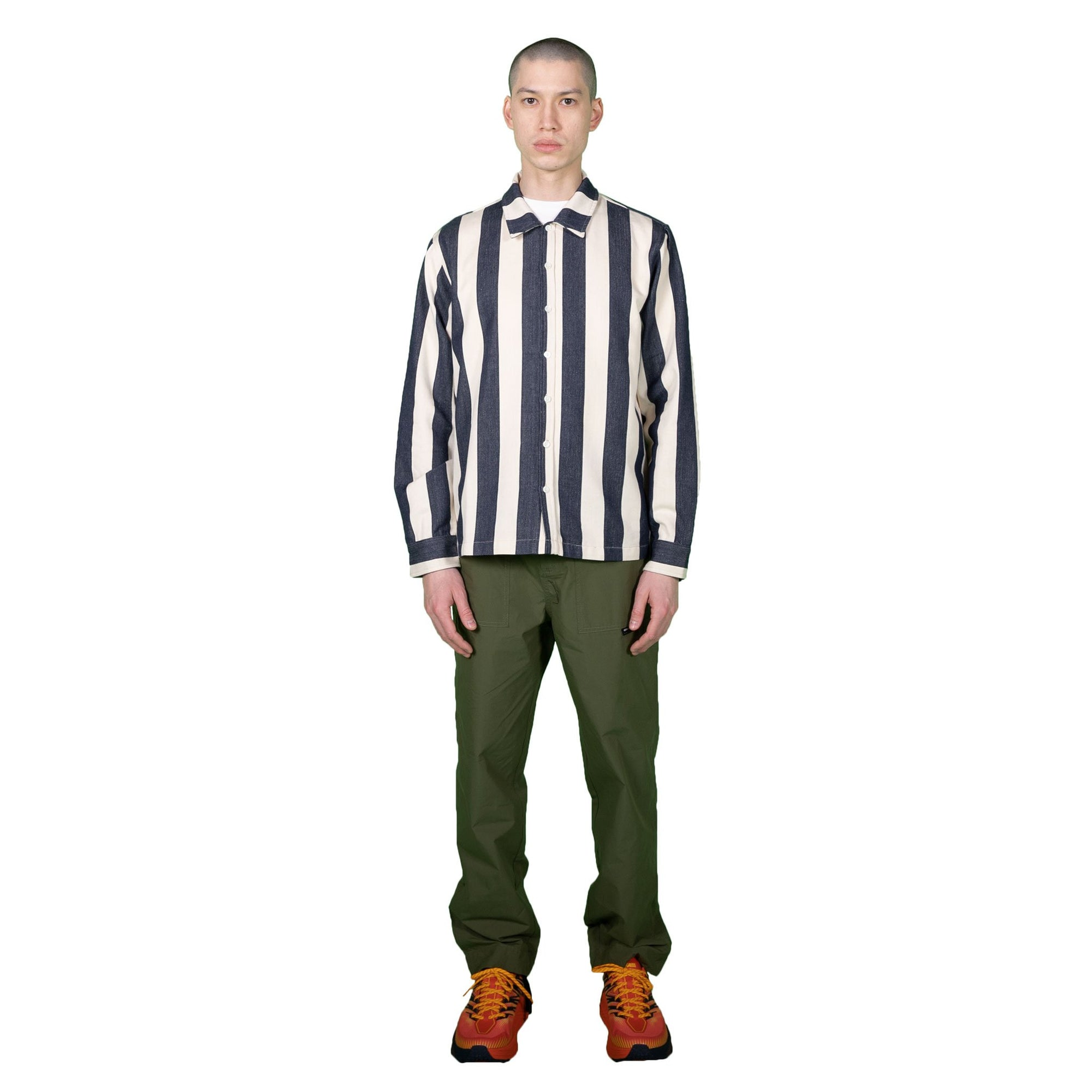 Garbstore Storage Pant in Green