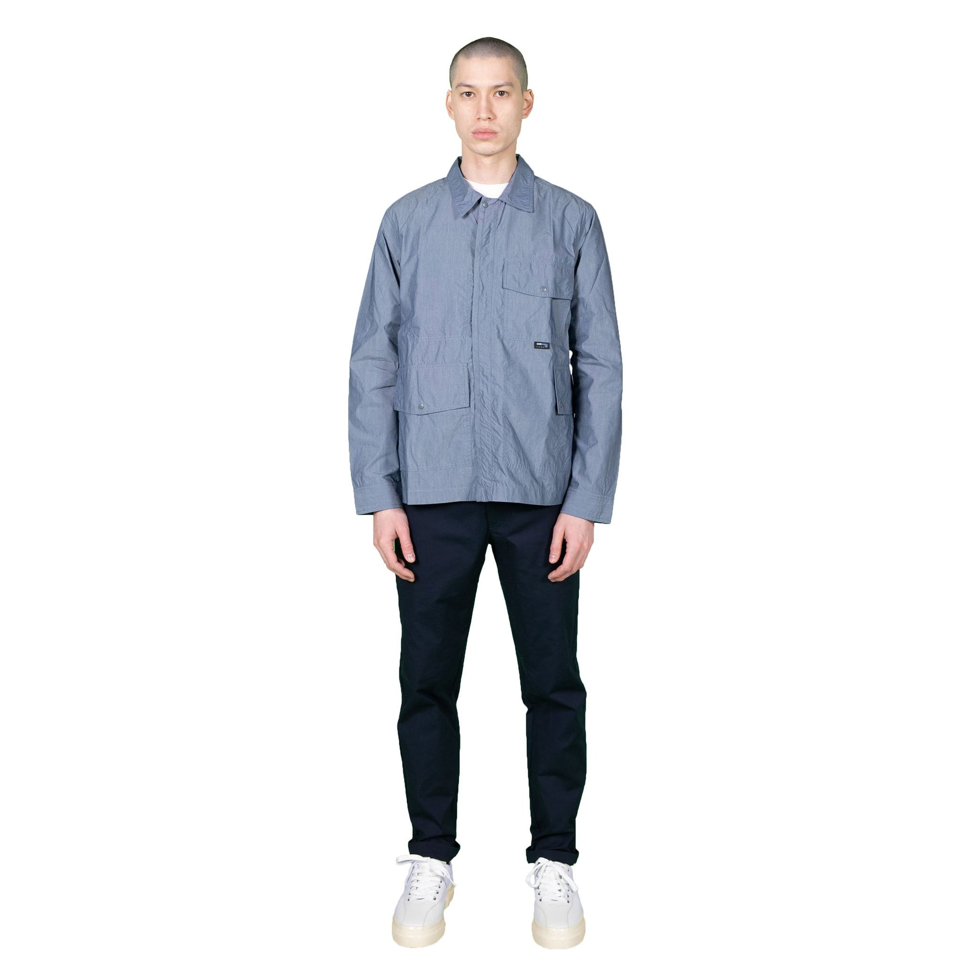 Garbstore Field Jacket in Slate Grey