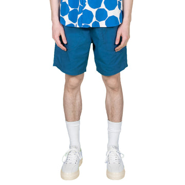 Garbstore Home Party Short in Petrol Blue