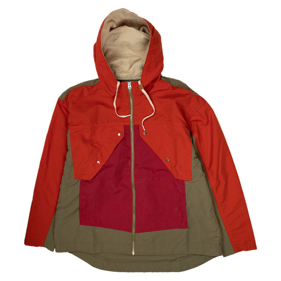 Garbstore Co-Op Jacket in Red