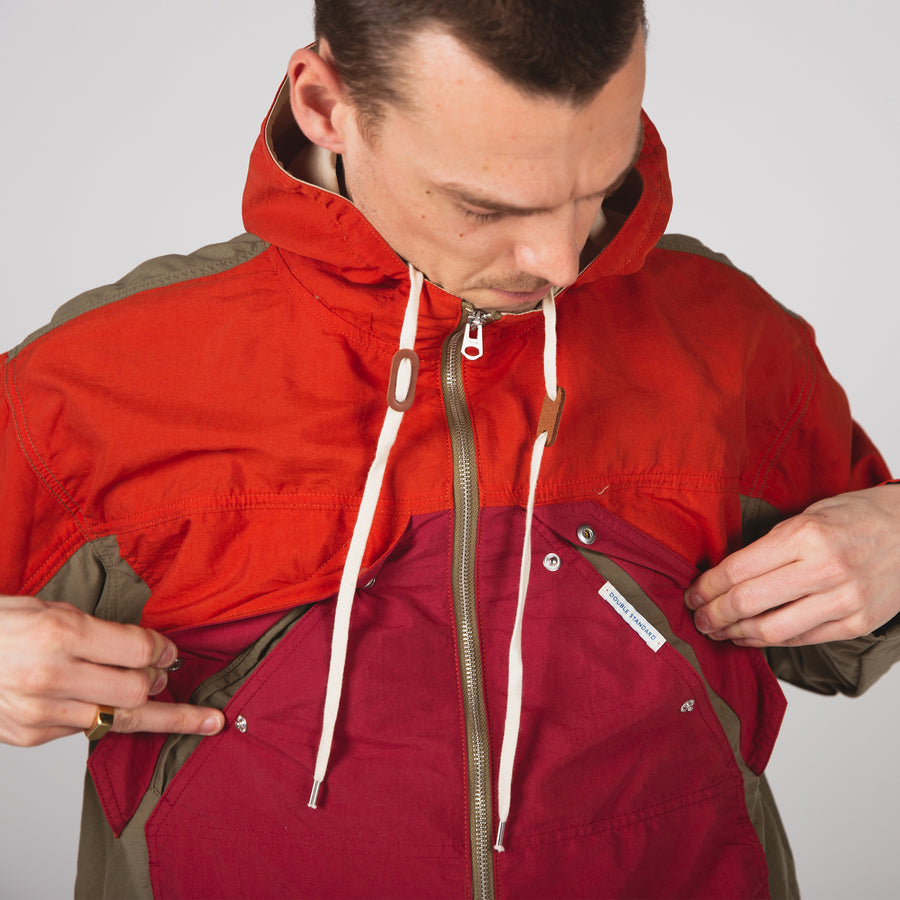 Co Op Jacket - Red