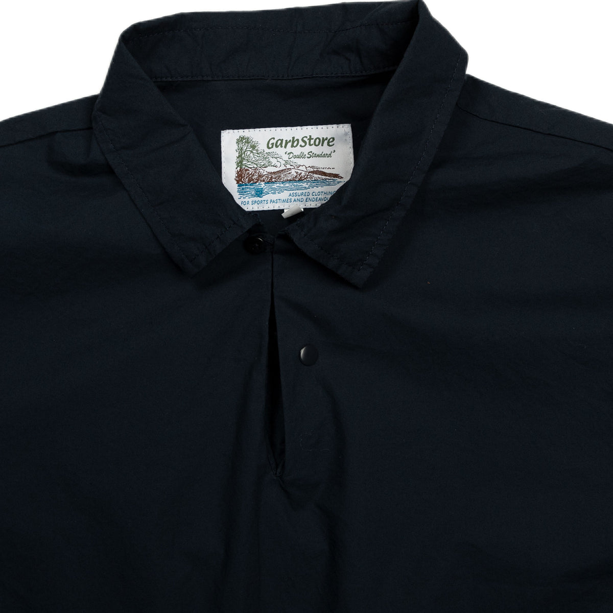 Garbstore Expert Shirt in Navy