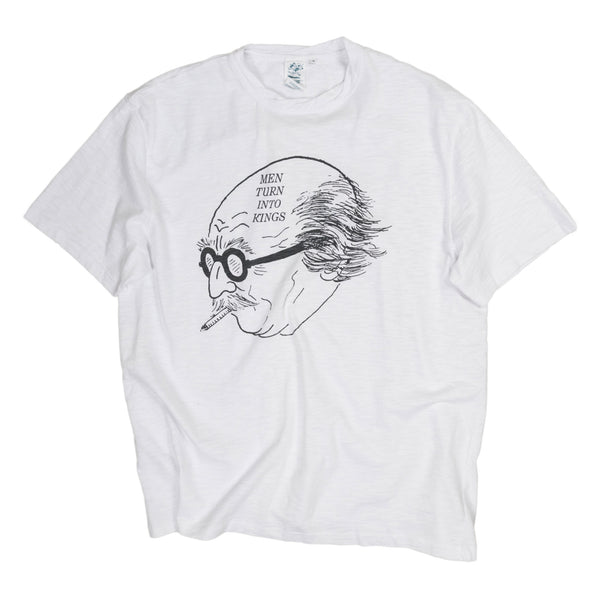 Old Man Tee Shirt White