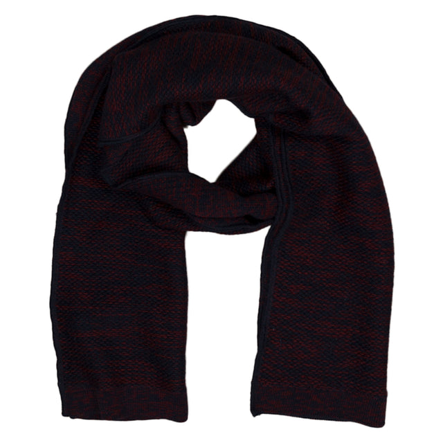 The English Difference Scarf Navy / Red