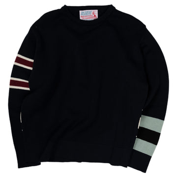Garbstore TED College Crew in Navy