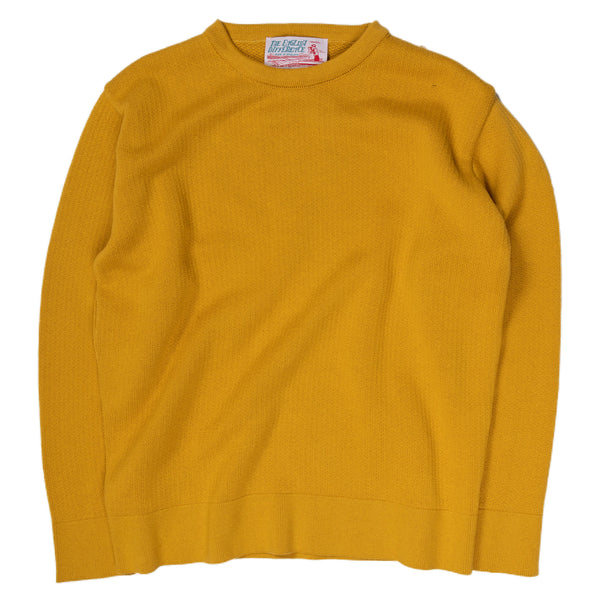 Garbstore TED Crewneck in Yellow