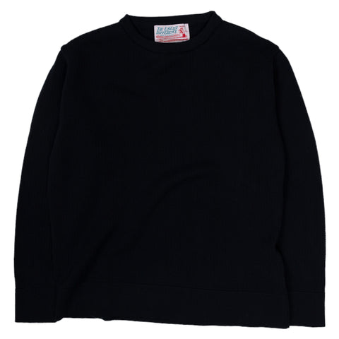 Garbstore TED Crewneck in Navy