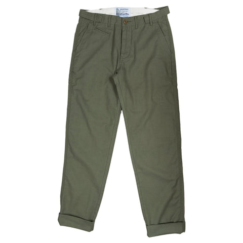 Garbstore Utility Peasant Chino in Green