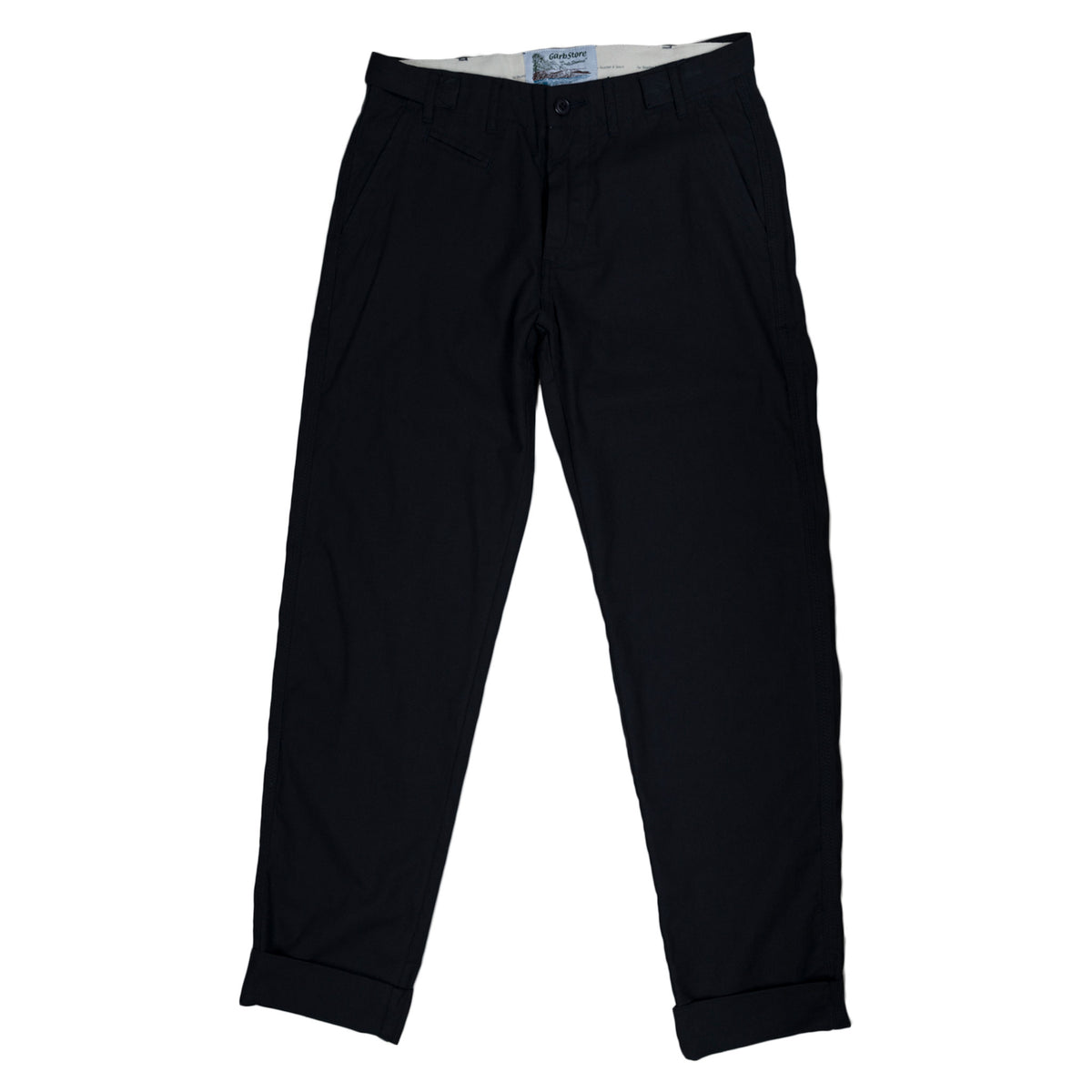 Garbstore Utility Peasant Chino in Navy